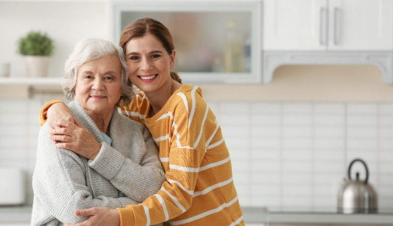 how to care for someone with alzheimers