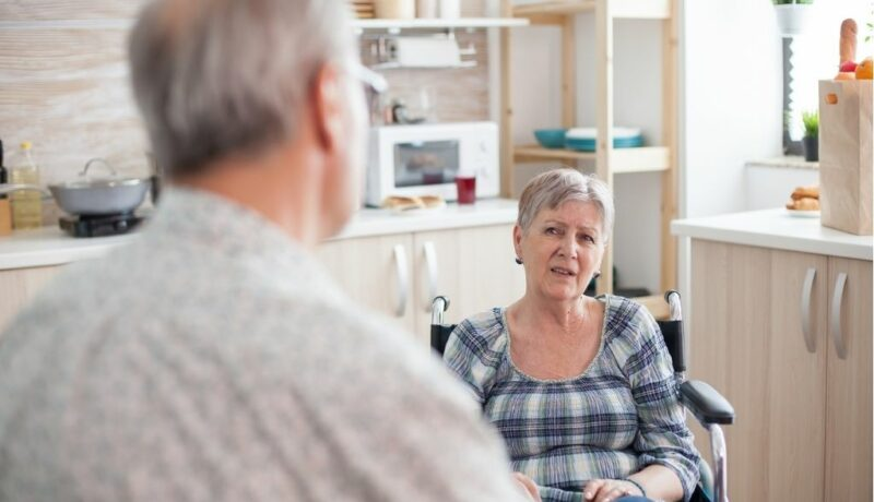 what to do if a sibling needs assisted living care